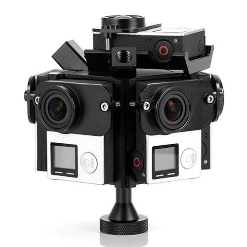 360 Camera Rigs 6 For VR Video production