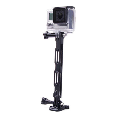 Aluminium CNC Grip Extender for GoPro Action Camera