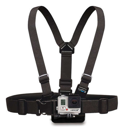 Chest Mount Harness For GoPro Action Camera