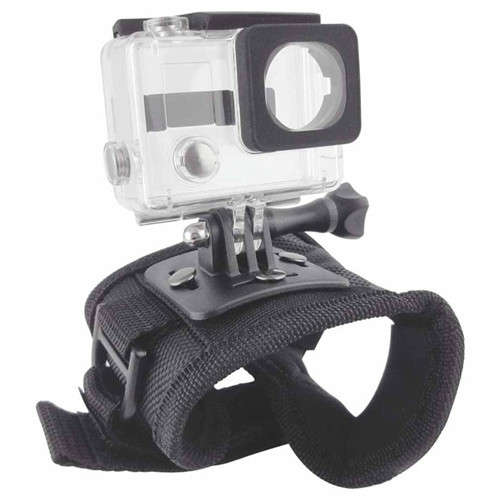 Glove-style Strap Mount for For GoPro Action Camera