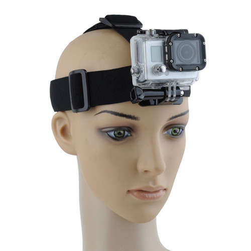 how to make a gopro head mount
