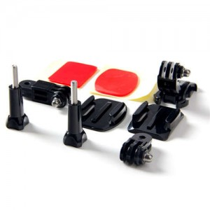 Helmet Front Mount For GoPro Action Camera