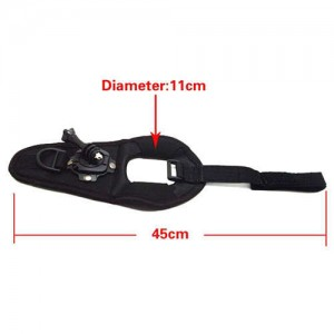 Rotation Glove Wrist Strap For GoPro Action Camera