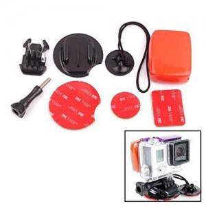 Surf Snowboard Wakeboard Set For GoPro Action Camera