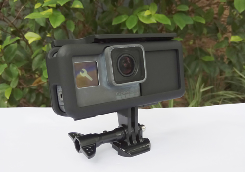 Power BacPac Frame For Gopro Hero 5 Black