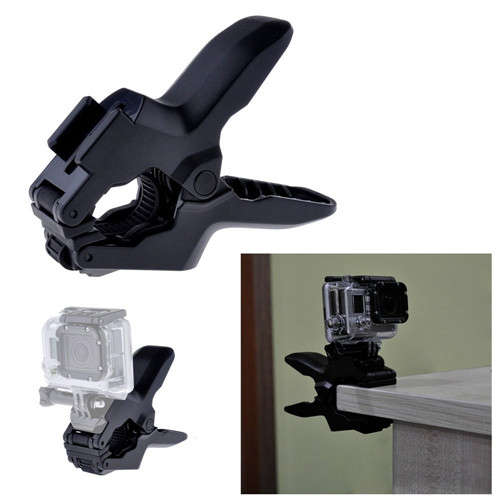 Jaws Flex Clamp Mount For GoPro Action Camera