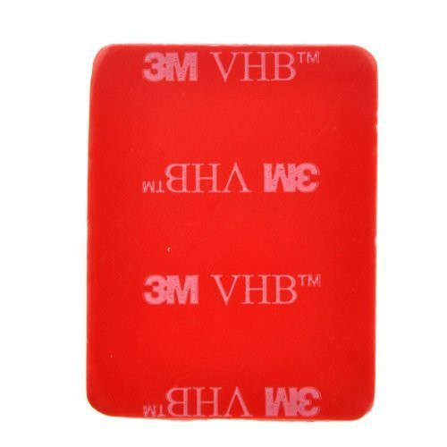 Curved Surface Mount 3M Sticker For GoPro Action Camera