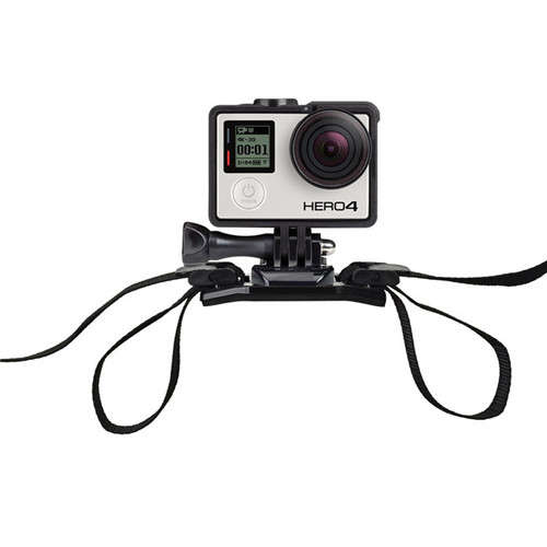 Helmet Strap For GoPro Action Camera