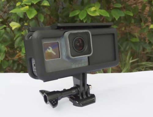 Power BacPac Protective Frame For Gopro Hero 5 Black