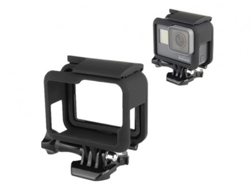 Protective Frame for GoPro Hero5 Black with Quick Buckle and Screw