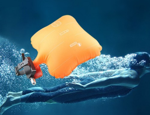 Wearable Rescue Device Inflatable Water Buoyancy Safety / Aid Device